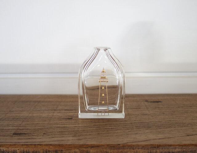 一輪挿し a bottle「light house」時澤真美の画像1枚目