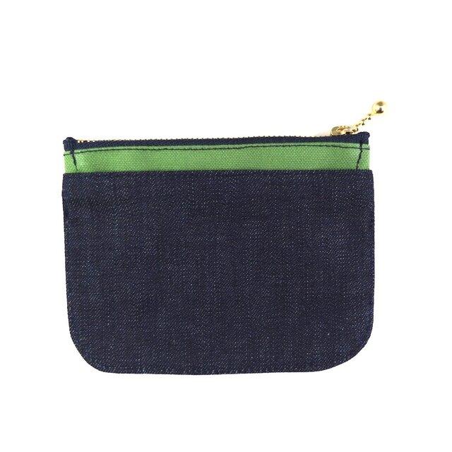 身軽になれる!倉敷帆布のミニ財布【マテリアル】の画像1枚目