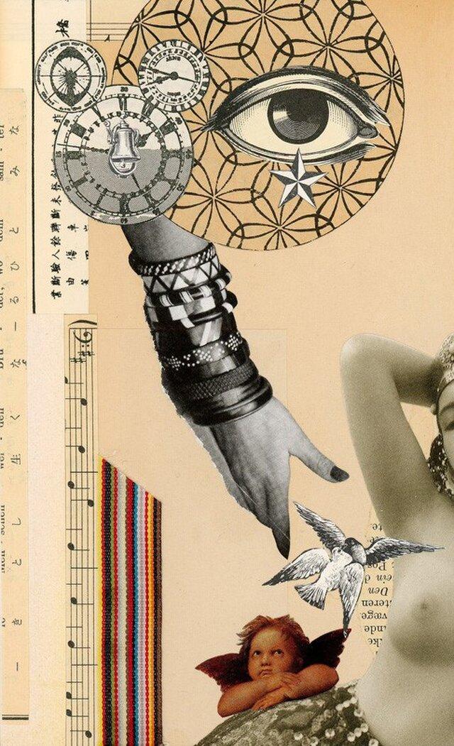 Lovesick-collage series in petiot 03の画像1枚目