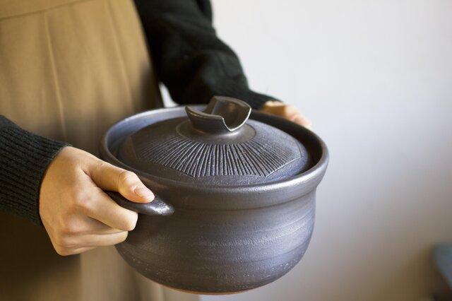 飯土鍋の画像1枚目