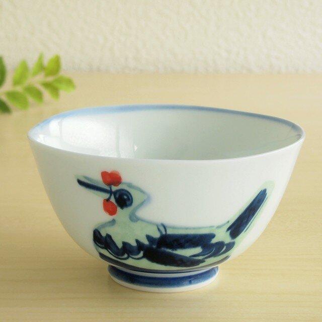 古陶器 波渕飯碗の画像1枚目