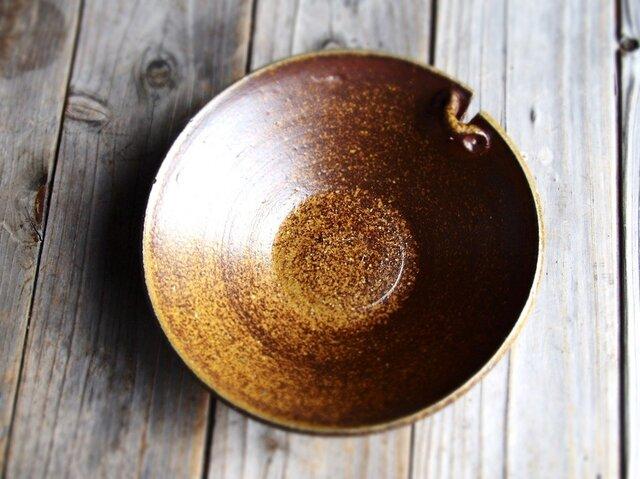 備前 鉢(21.5cm) hc1-011の画像1枚目