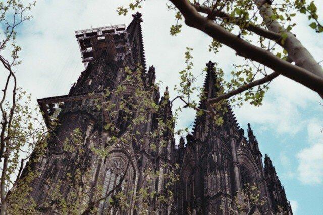 【額付写真】大聖堂の画像1枚目