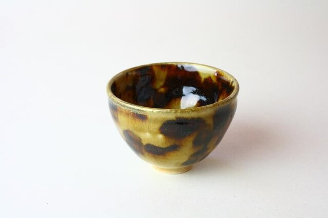 玳玻盞の小さい器 NO.3 / 茶器 / 酒器 / 陶器 /陶芸 /   art ceramic japanの画像1枚目