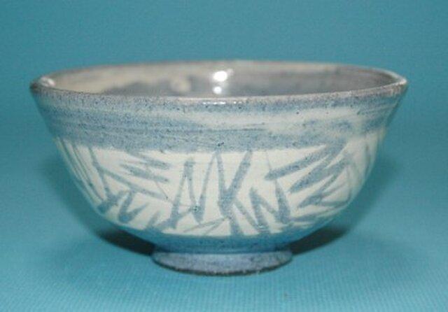 白化粧茶碗1の画像1枚目