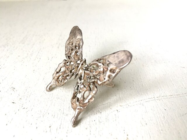 iNG-Swallowtail Butterfly L ringの画像1枚目