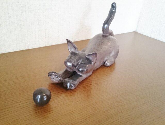 猫 退屈……の画像1枚目