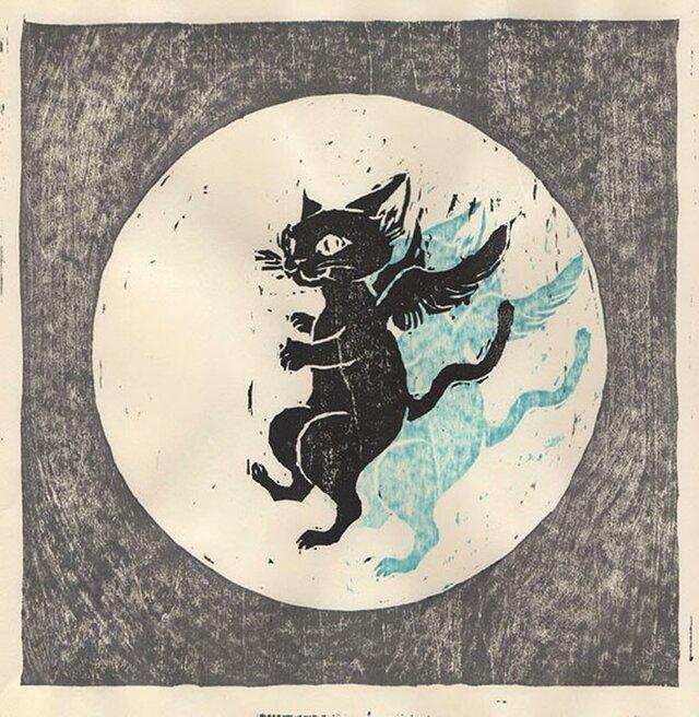 月夜のねこてんの画像1枚目
