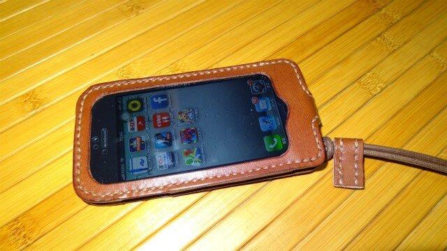 147/窓最大限開きiPhone5ケースの画像1枚目