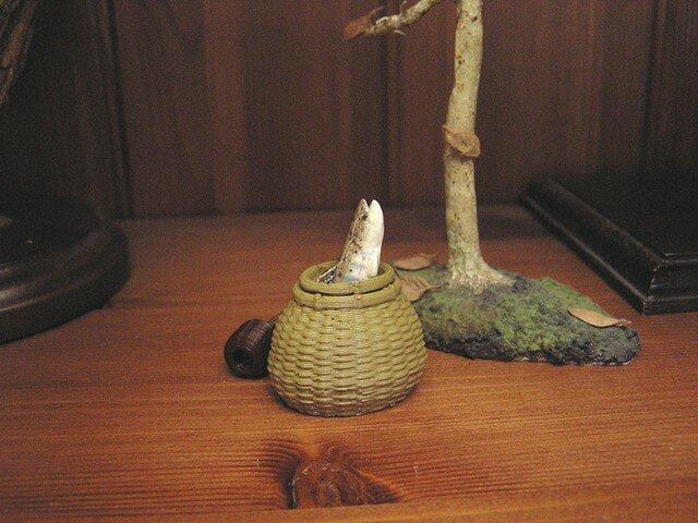 丸魚籠&ヤマメの画像1枚目