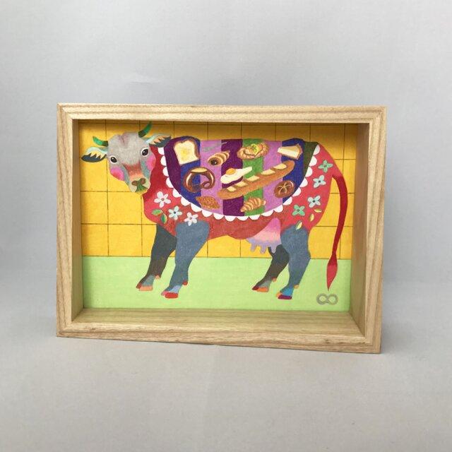 色鉛筆イラスト「すず」   の画像1枚目