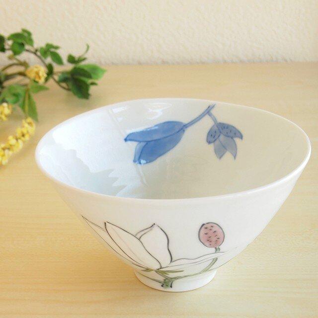 錦木蓮 麺鉢の画像1枚目