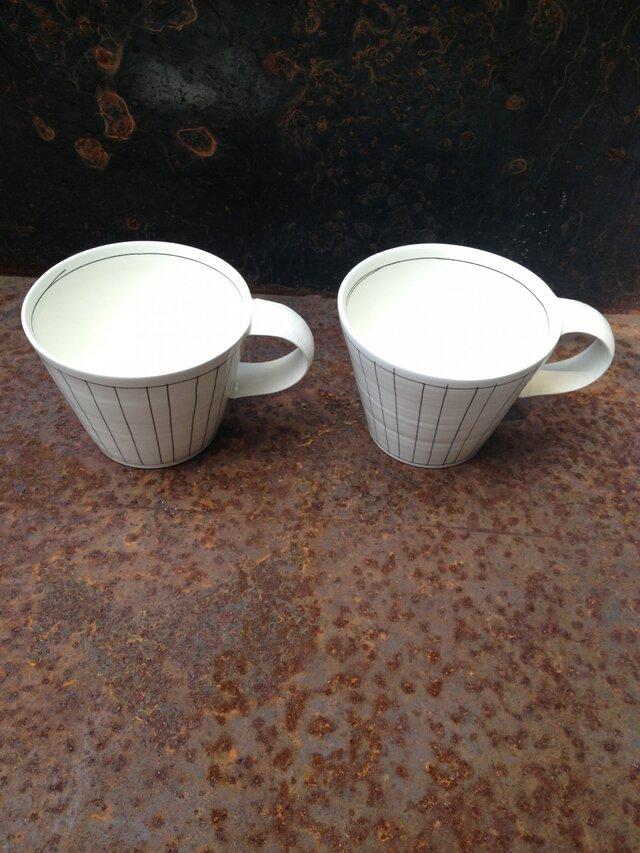 黒ぞうかんマグカップの画像1枚目