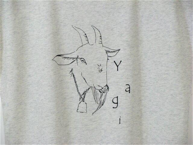 【L】Yagi ドルマンTシャツ レディースの画像1枚目