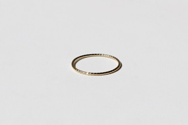K10 Simple Ringの画像1枚目