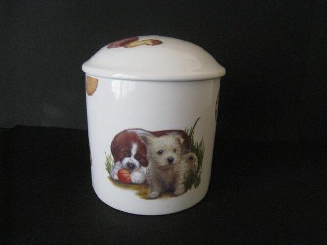 犬の骨壺2の画像1枚目