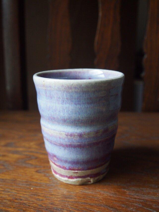 母の日 pink marble マグカップ2の画像1枚目