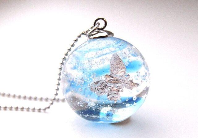 水の惑星 -泡と水色-の画像1枚目