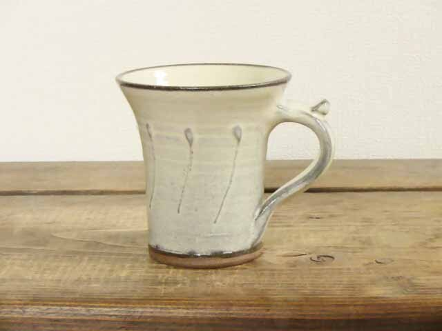 イッチンのマグカップ(白)の画像1枚目