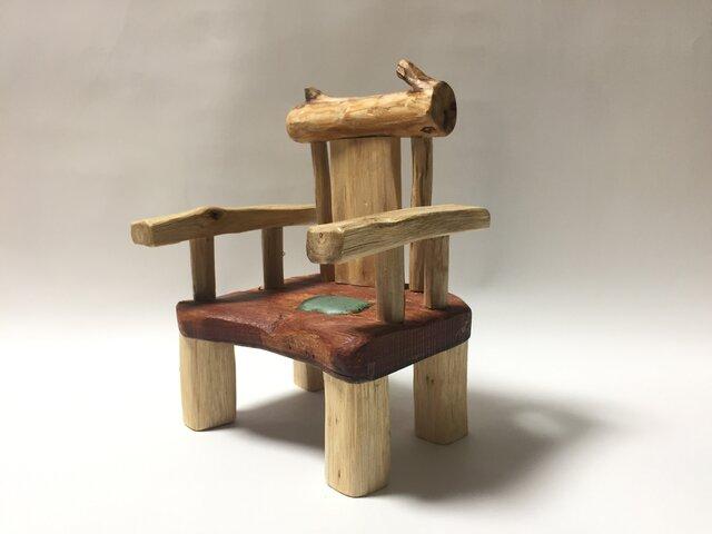 人形の椅子 Ⅳ の画像1枚目