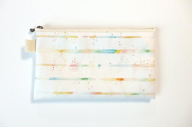 虹のポーチ ▷parallel path of the rainbowの画像1枚目