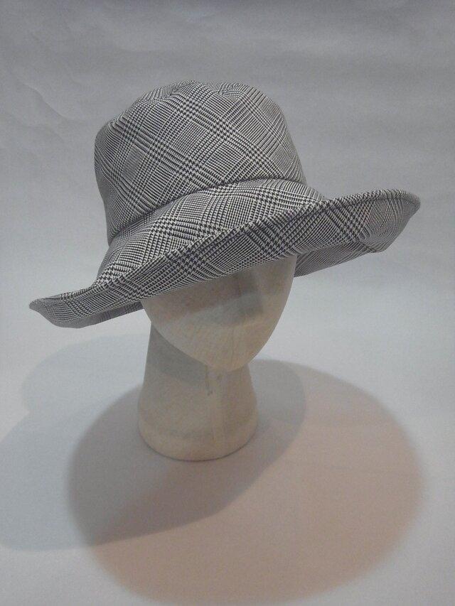 日よけの大きな帽子=21=の画像1枚目