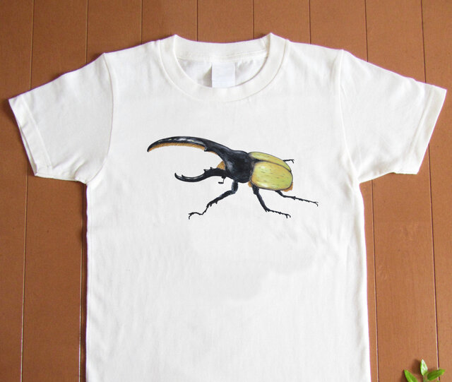 受注プリント全4色☆Tシャツ「ヘラクレス(胸に大きく)」オリジナルデザイン☆大人から子供まで全てのサイズ対応の画像1枚目