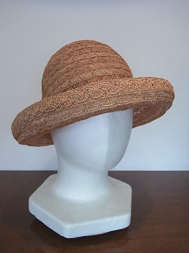 sold out(手染めブレード)栗の帽子の画像1枚目