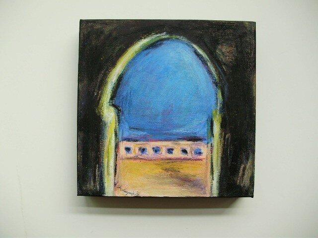 絵画 インテリア キャンバス画  夢の中の風景  風の音の画像1枚目