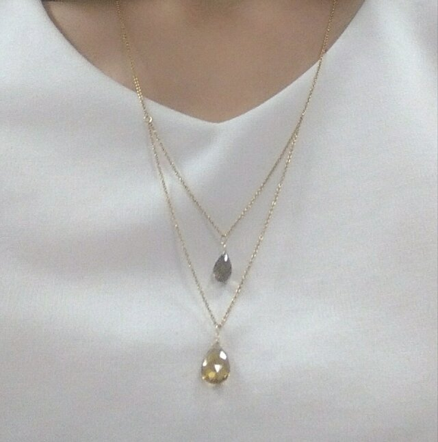 combination necklaceの画像1枚目