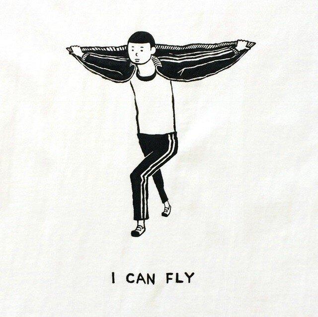 私は飛ぶことができます。の画像1枚目
