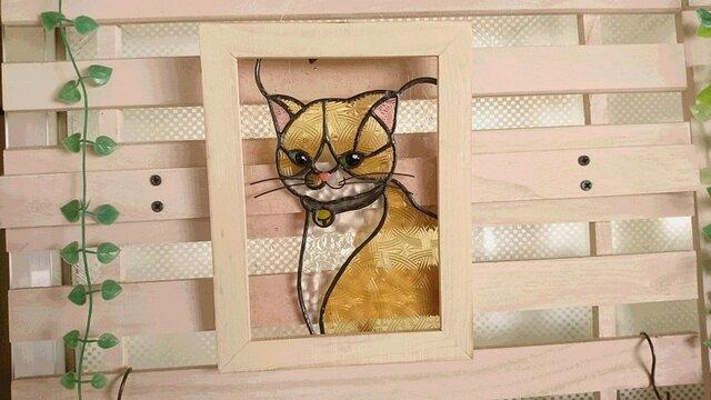猫パネル1の画像1枚目