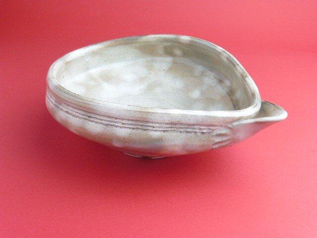 粉引 片口鉢の画像1枚目