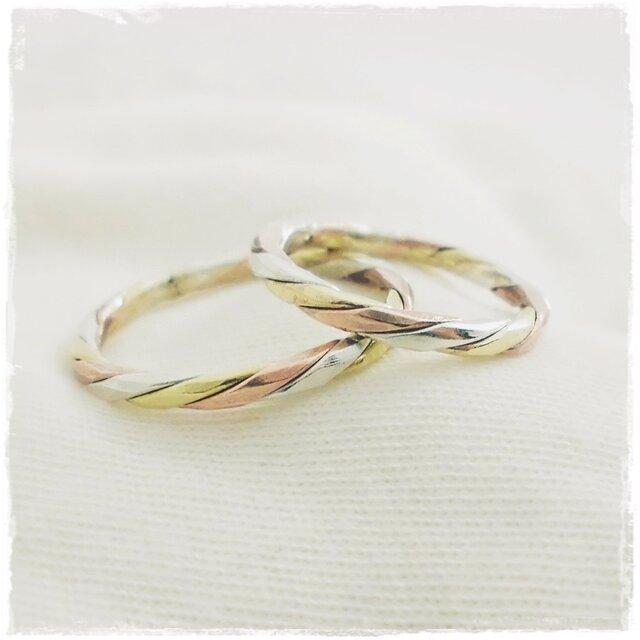 Combination ringの画像1枚目