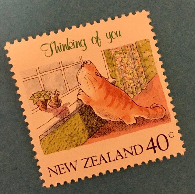 ちいさなartmuseum New Zealand stamp の画像1枚目
