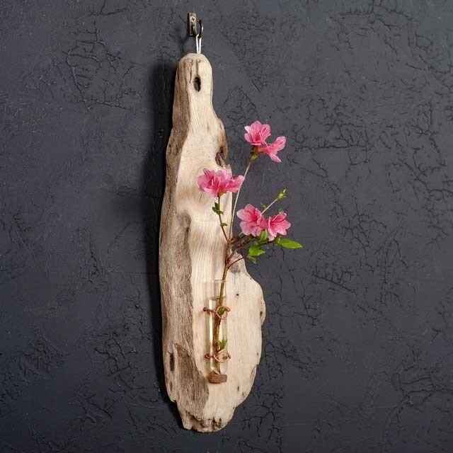 流木の花器、フラワーベース、8の画像1枚目