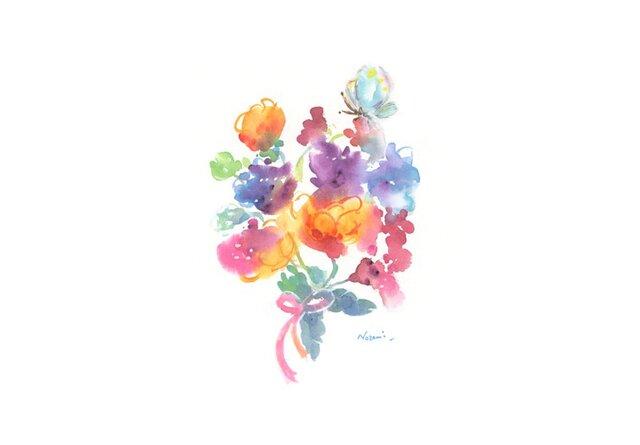 『初秋の、花束』の画像1枚目
