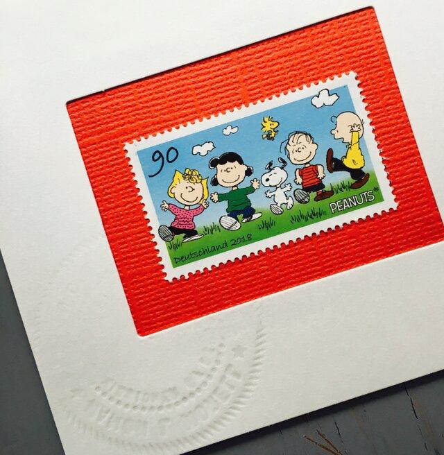 ちいさなartmuseum germany stamp の画像1枚目