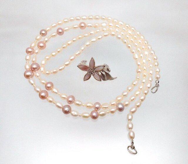 桜のラリエットの画像1枚目