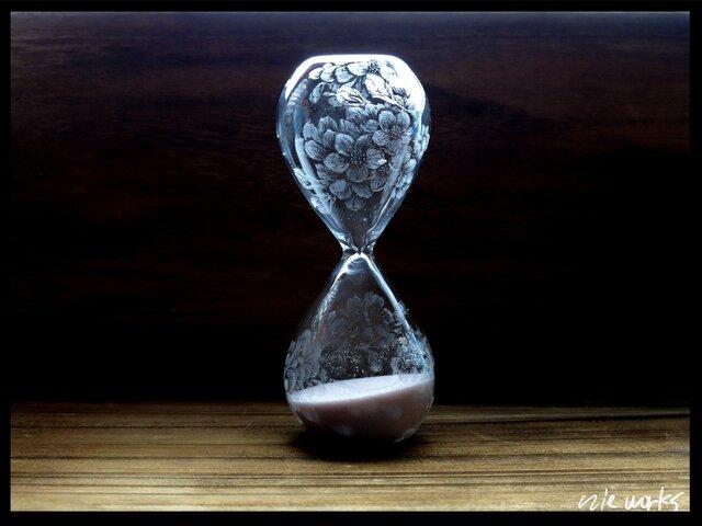 砂時計*M--桜の画像1枚目
