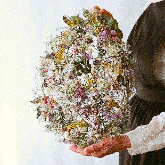 Beautiful mother's wreathの画像1枚目