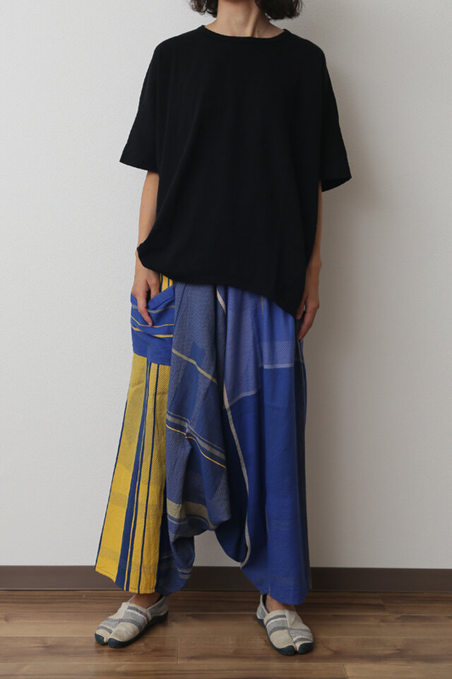 tarun pants LONG COTTONの画像1枚目