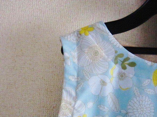 花のワンピース44の画像1枚目