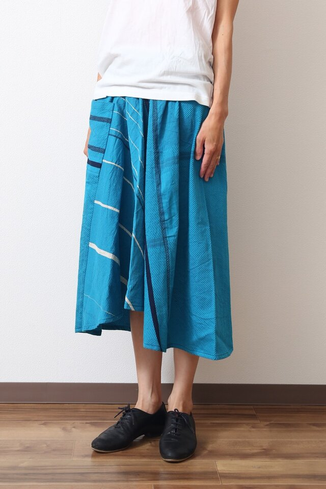 chotan skirt cotton100の画像1枚目