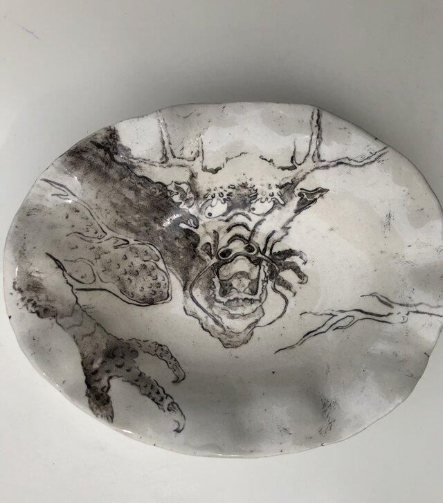 龍の皿の画像1枚目