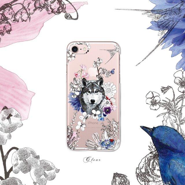 イケメン狼くん Bくんver SS Collection iPhone12Pro 〜ケース各種 スマホケースの画像1枚目