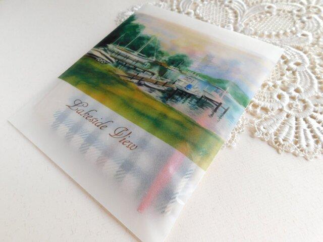 ワックスペーパー平袋3枚セット:風景2の画像1枚目