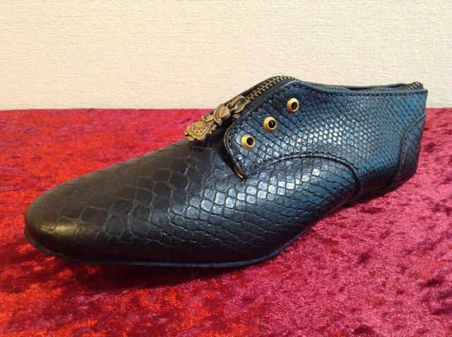 靴型ケース SM-01の画像1枚目