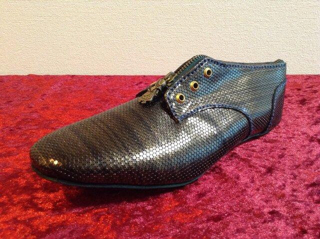 靴型ケース SM-02の画像1枚目