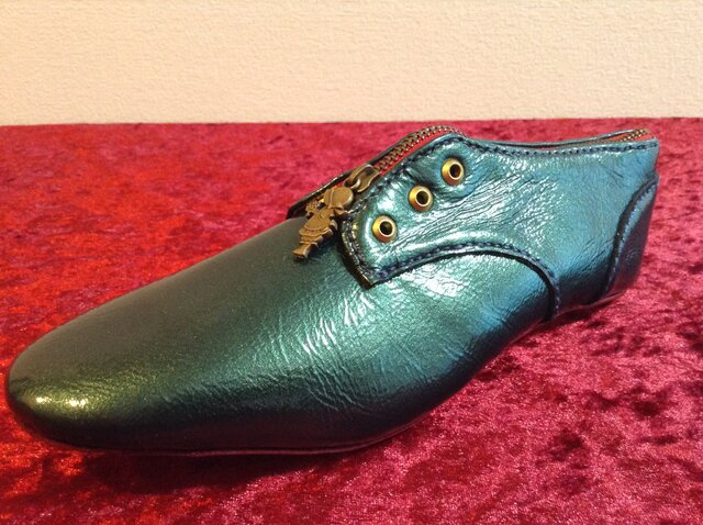 【SALE】靴型ケース SM-13の画像1枚目